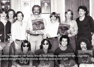 Savoy Brown, Cashbox