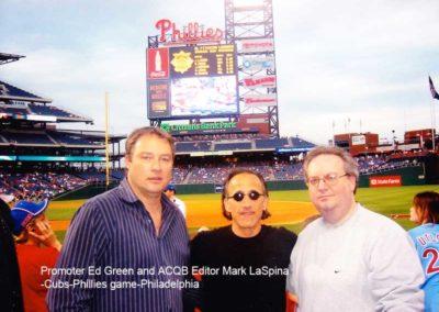 Ed Green  & Mark LaSpina, FMQB