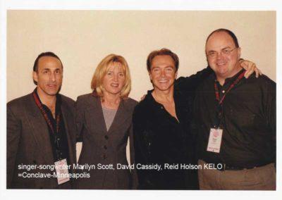 Marilyn Scott & David Cassidy